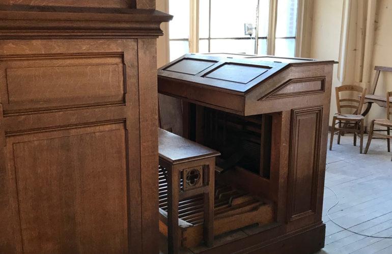 Un orgue pour l'église Notre-Dame de Bon-Secours
