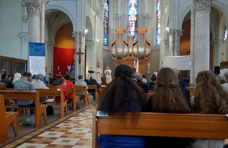 Messe à Saint-Joseph